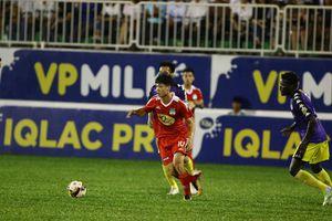 Công Phượng ghi bàn, HAGL hòa CLB Hà Nội trong trận cầu rực lửa