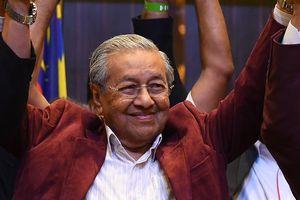 Chân dung ông Mahathir Mohamed, Thủ tướng 'mới mà cũ' của Malaysia