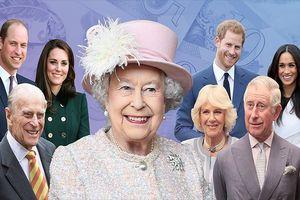 Gia đình Hoàng gia Anh kiếm tiền thế nào?