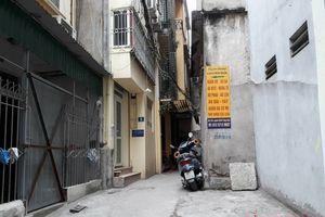 Hà Nội: Quận Tây Hồ phản hồi vụ cấp ngõ đi chung vào sổ đỏ cá nhân!