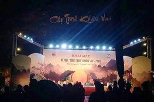 Hà Giang: Lễ hội Chợ tình Khâu Vai năm 2018 - Ru tình Khâu Vai