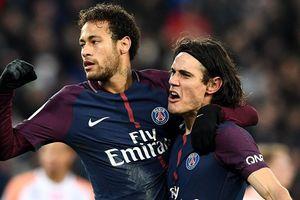 Neymar được vinh danh ở đội hình xuất sắc nhất Ligue 1