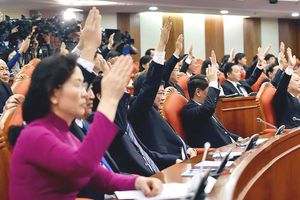 Cán bộ, đảng viên đặt nhiều kỳ vọng vào các Nghị quyết Hội nghị T.Ư 7