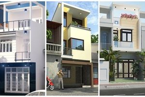 10 mẫu nhà 3 tầng hiện đại chỉ từ 700 triệu đồng