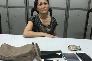 Hà Nội: Bắt nữ quái buôn ma túy vừa ra tù đã quay lại đường cũ