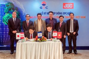 Ngành năng lượng Tập đoàn TTC ký kết hợp đồng EPC với Công ty TNHH JGC Việt Nam