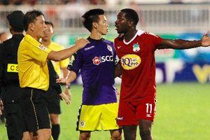 Bầu Đức muốn đuổi ngoại binh Rimario khỏi trận cầu 'nóng' HAGL và Hà Nội FC