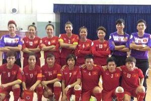 Thua Thái Lan, Việt Nam xếp thứ 4 giải futsal nữ châu Á