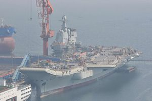 Trung Quốc chạy thử trên biển tàu sân bay nội địa đầu tiên