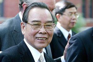Cố Thủ tướng Phan Văn Khải, cây thuốc lá thơm và 2.000 USD