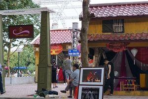 Vì sao phố đi bộ Trịnh Công Sơn chưa hút khách?