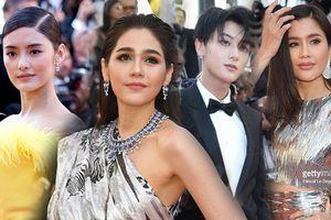 Hoàng Tử Thao, Chompoo Araya và loạt mỹ nhân Thái Lan gây náo loạn thảm đỏ Cannes ngày thứ năm