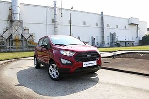 Chi tiết Ford Ecosport Ambiente 1.5 MT giá 545 triệu đồng