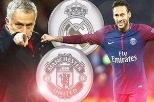Chuyển nhượng bóng đá mới nhất: M.U 'chơi tất tay' với Real vụ Neymar
