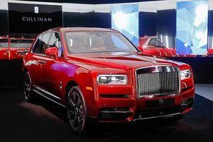 SUV đầu tiên của Rolls-Royce có giá bán từ 41,3 tỷ ở Việt Nam