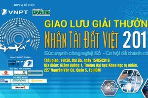 Nhân tài Đất Việt 2018: Cơ hội thành công với sức mạnh công nghệ Số