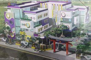 Hệ thống trường liên cấp Việt – Nhật đầu tiên ở Đà Nẵng hoạt động