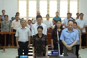 Nguyên Phó GĐ Sở Nông nghiệp Hà Nội mong xét lại tội 'Tham ô'