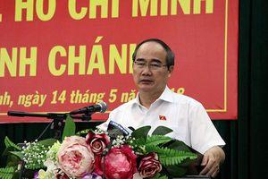 Ông Nguyễn Thiện Nhân: 'Lập tổ công tác khảo sát khu tái định cư Thủ Thiêm'