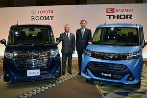 Xe Toyota Tank và Daihatsu Thor có giá chỉ 299 triệu đồng