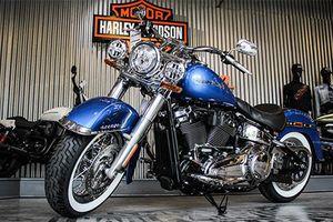 Harley-Davidson Softail Deluxe 2018 giá 958 triệu tại Việt Nam