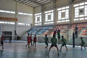 Giao lưu thể thao chào mừng Đại hội đại biểu Công đoàn Quân đội lần thứ IX