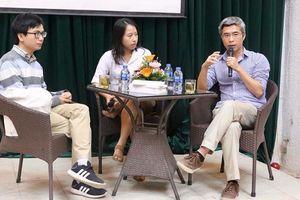 Tiến sĩ Đặng Hoàng Giang muốn thực hiện dự án thiện nguyện vì bệnh nhân ung thư