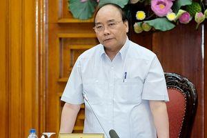 Thủ tướng Chính phủ Nguyễn Xuân Phúc chủ trì cuộc họp về xây dựng Chính phủ điện tử