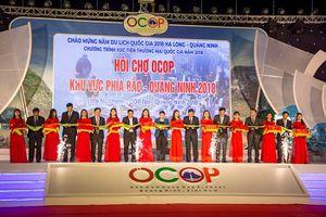 Hội chợ OCOP Quảng Ninh – Hội tụ và lan tỏa