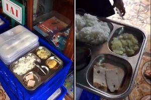 Thái Bình: Xác minh vụ phụ huynh tố bữa ăn thiếu dinh dưỡng trị giá 13.000 đồng