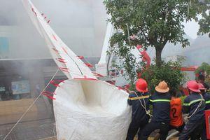 Ứng dụng công nghệ trong cứu hộ hỏa hoạn nhà cao tầng