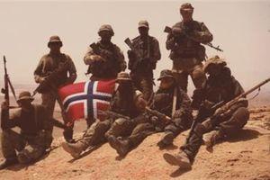 Sốc: Biệt đội Scandinavian về phe Nga-Syria