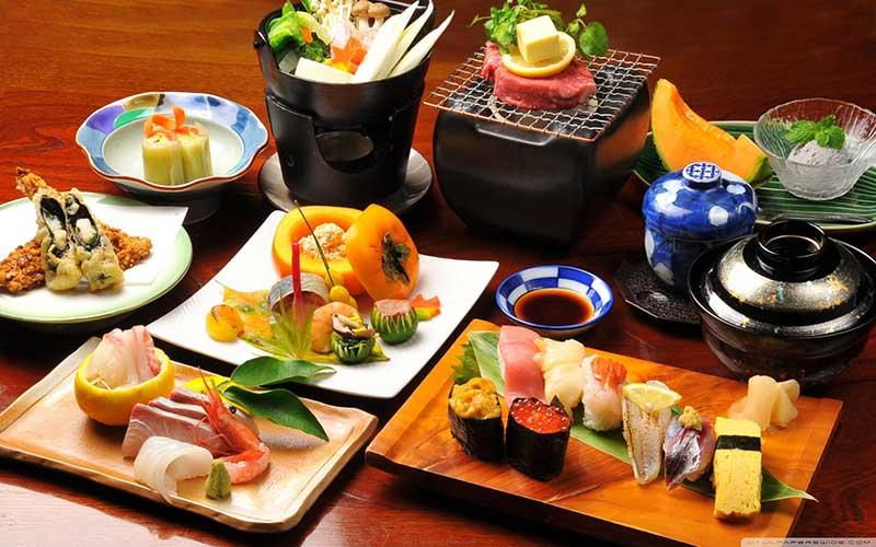 Khám phá ẩm thực Nhật Bản và Việt Nam