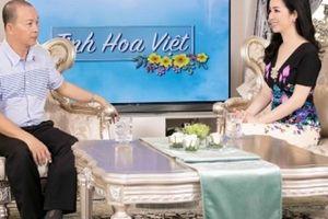 Hoa hậu Giáng My đảm nhiệm vai trò host của 'Tinh Hoa Việt'