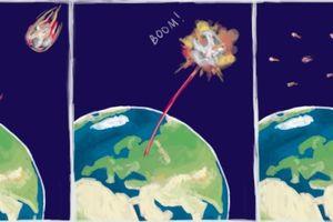 Các nhà khoa học Nga tìm cách cứu Trái đất khỏi bị tiểu hành tinh hủy diệt