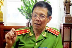 Vụ án đánh bạc nghìn tỷ:Công an làm việc với Trung tướng Phan Văn Vĩnh