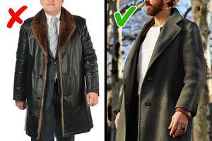 8 lỗi thời trang khiến nam giới trông kém sang