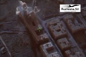 Nga tập kích hủy diệt phiến quân Syria trên chiến trường Aleppo