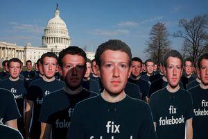 1,3 tỷ tài khoản giả mạo vừa bị Facebook 'tiêu diệt'