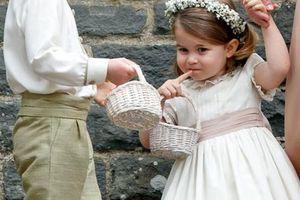 Gương mặt đáng yêu phù dâu – phù rể 'nhí' trong đám cưới của Hoàng tử Harry
