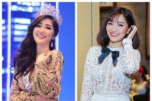Hoa hậu Hoàn vũ Indonesia 2018 có vẻ đẹp giống ca sĩ Bích Phương