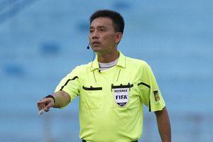 Cựu còi vàng Võ Minh Trí đua chức trưởng ban trọng tài