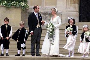 Hồi tưởng những đám cưới Hoàng gia Anh tại lâu đài Windsor