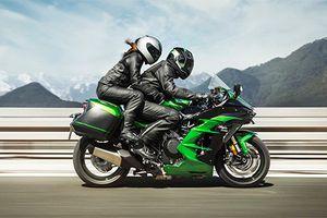 Siêu môtô Kawasaki H2 SX 'chốt giá' 619 triệu đồng tại Australia