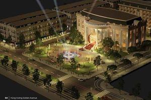 Dự án BT của Công ty CP Đại Hoàng Sơn 'ôm trọn' Nhà khách tỉnh