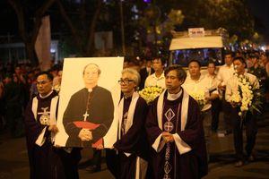 Trực tiếp lễ rước Đức Tổng Giám mục Phaolô Bùi Văn Đọc