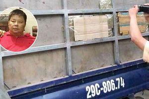 Lộ ông trùm đội lốt đại gia từ 20 bánh heroin giấu bên sườn xe tải