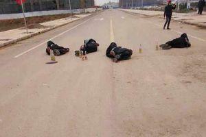 Một thảm kịch giải tỏa đất ở Trung Quốc