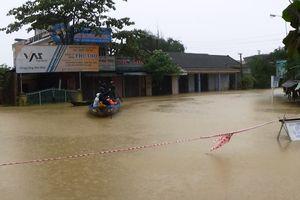 Quảng Nam: Chủ động các giải pháp ứng phó thiên tai