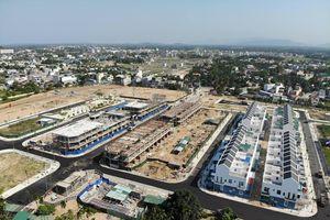 Đầu tư khuôn viên cây xanh dự án Khu dân cư Bắc Lê Lợi